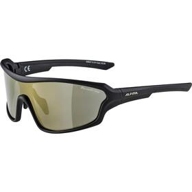 Alpina Lyron Shield P Occhiali, nero